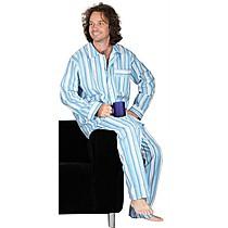 Pánské pyžamo plátno