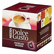 Nescafé Espresso Intenso 16ks Kapsle