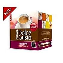 Nescafé Espresso Decaffeinato Kapsle
