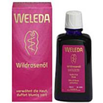 Weleda Růžový pěstící olej 100ml