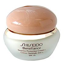 Shiseido Denní ochranný krém SPF 15 Benefiance   40 ml