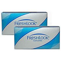 FreshLook Colors - dioptrické (2 čočky)