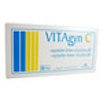 Vitagyn C - vaginální krém s kyselým pH