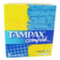 DH tampóny Tampax