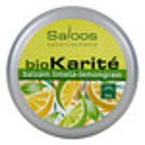 bio Karité balzám limeta-lemongrass 50ml