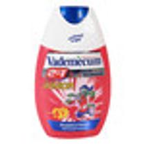 Vademecum 2v1 Junior Jahoda 75ml zubní pasta