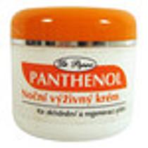 Panthenol noční výživný krém