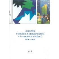 Slovník českých a slovenských výtvarných umělců 1950 - 2010 W - Ž
