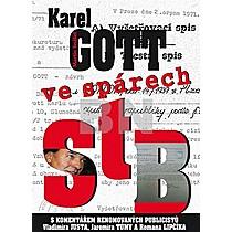 Karel Gott ve spárech StB