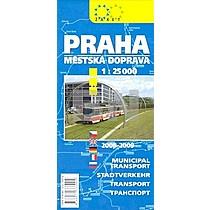 Praha městská doprava