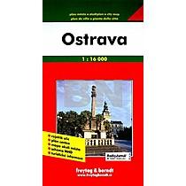 Ostrava Plán města