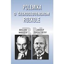Polemika o československom rozkole