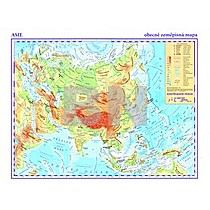 Mapy zahraniční