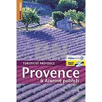Provence a Azurové pobřeží+DVD