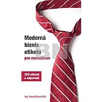 Moderná biznis etiketa pre manažérov
