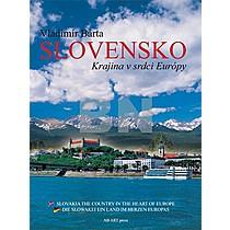 Slovensko Krajina v srdci Európy