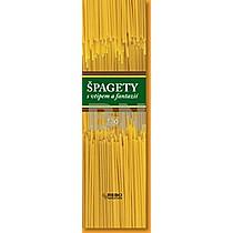 Špagety s vtipem a fantazii