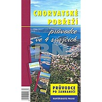 Komplet 4ks Chorvatsko