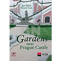 Gardens near Prague Castle