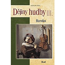 Dějiny hudby III. Baroko+CD