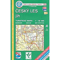 KČT 29 Český les jih