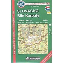 KČT 92 Slovácko, Bílé Karpaty