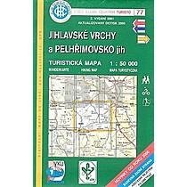 KČT 77 Jihlavské vrchy a Pelhřimovsko jih