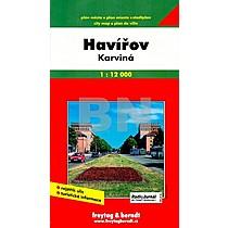 Havířov, Karviná plán města
