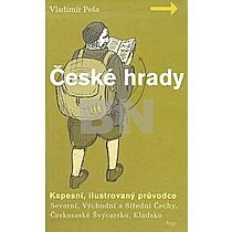 České hrady - kapesní, ilustrovaný průvodce, 1.díl