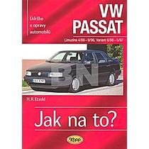 VW Passat Limuzína od 4/88 do 9/96, variant pd 6/88 do 5/97
