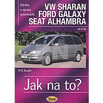 VW Sharan/Ford Galaxy/Seat Alhambra od 6/95