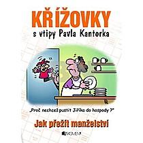 Křížovky s vtipy Pavla Kantorka