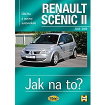 Renault Scenic II od r.2003 do r.2009