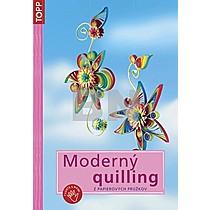 Moderný quilling
