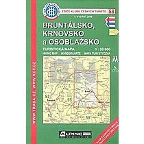 KČT 58 Bruntálsko, Krnovsko a Osoblažsko
