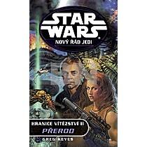 STAR WARS Nový řád Jedi Hranice vítězství II.