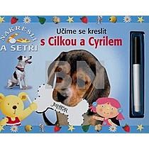 Učíme se kreslit s Cilkou a Cyrilem