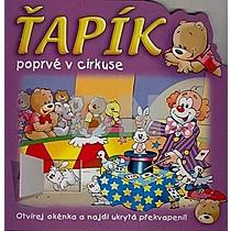 Ťapík poprvé v cirkuse
