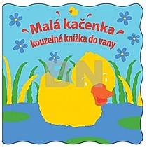Malá kačenka Kouzelná knížka do vany