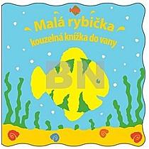 Malá rybička Kouzelná knížka do vany