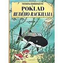 Tintinova dobrodružství Poklad Rudého Rackhama