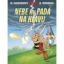 Asterix Nebe mu padá na hlavu