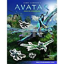 Avatar Knížka se samolepkami