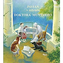 Pavián v záhrade doktora Muntheho