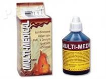 Multimedikal kombinované léčivo 50ml