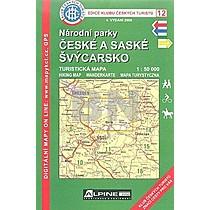 KČT 12 České a Saské Švýcarsko