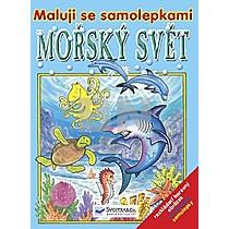 Mořský svět Maluji se samolepkami