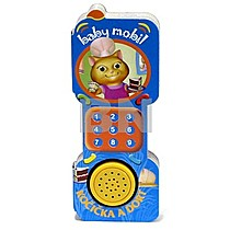 Baby mobil Kočička a dort