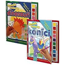 Veselé vodovky Koníci + Dinosauři