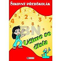 Šikovný předškolák Učíme se čísla